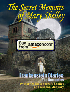 How is romantacism shown in the novel frankenstein????